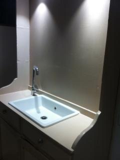 transformer meuble pour salle de bain