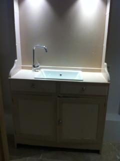 creer meuble salle de bain