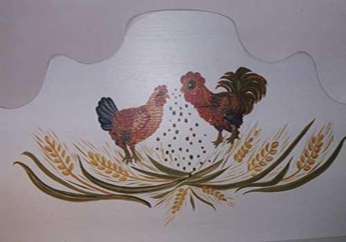 decoration-peinture-bois-poules-la-maison-de-cerise-miniature